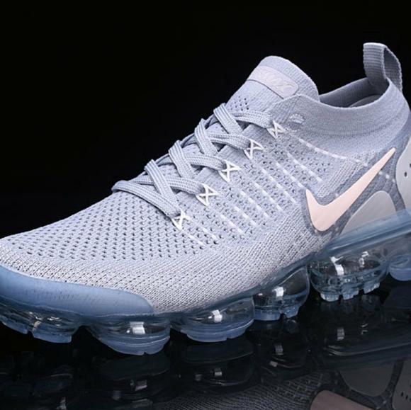 Nike Shoes   Air Max Women Gray Flyknit